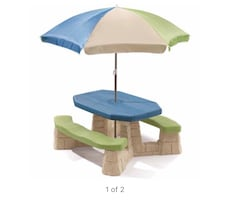 Step 2 Toddler Picnic Table