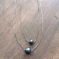 Two layer necklace New Westminster, V3M 0A9