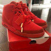 Yeezy red October  Pittsburgh, 15219