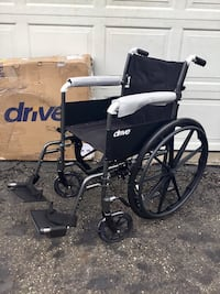 Used 18 Wheelchair New For Sale In Stow Letgo