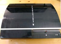 black Sony PS3 game console Fayetteville, 28304