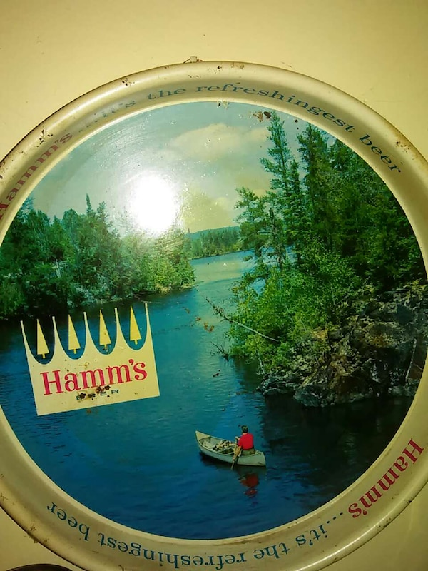 cbeac7679ea Used hamms beer sign antique for sale in West Bend - letgo