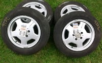 4 Brand New Tires with AMG RIMS Lochearn, 21207