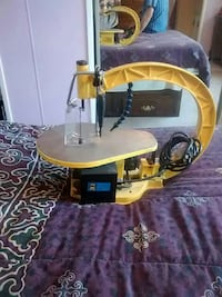 Yellow and black scroll saw Langley Township, V2Z