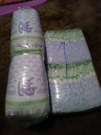 Size 1 diapers