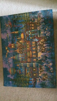 Christmas puzzle Woodbridge, 22192
