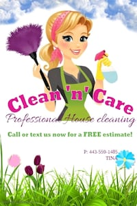 House cleaning Nottingham
