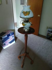 black and white table lamp Middletown, 21769
