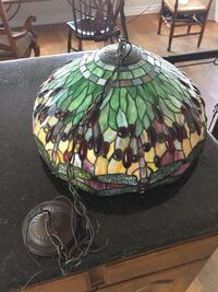 green and white tiffany lamp Agoura Hills, 91301