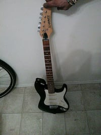 Slammer electric guitar