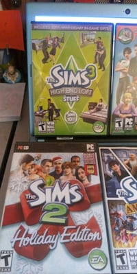 PC games 6 The sims selling all for 40