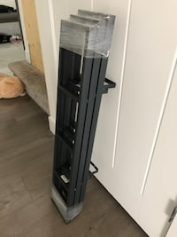Ikea dvd/cd racks 3 pieces Edmonton, T5S 0L8