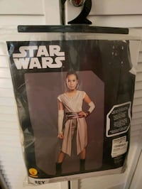 Star Wars Rey Halloween Costume, Adult size  Arlington, 22201