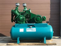 25 hp champion compressor  Mississauga, L4Z 2C2