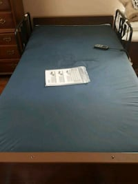 Bariatric hospital bed electric , with anti gravit South Mills, 27976