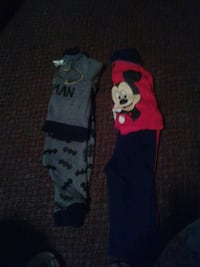 Batman outfit &Mickey mouse outfit  Wallaceburg, N8A