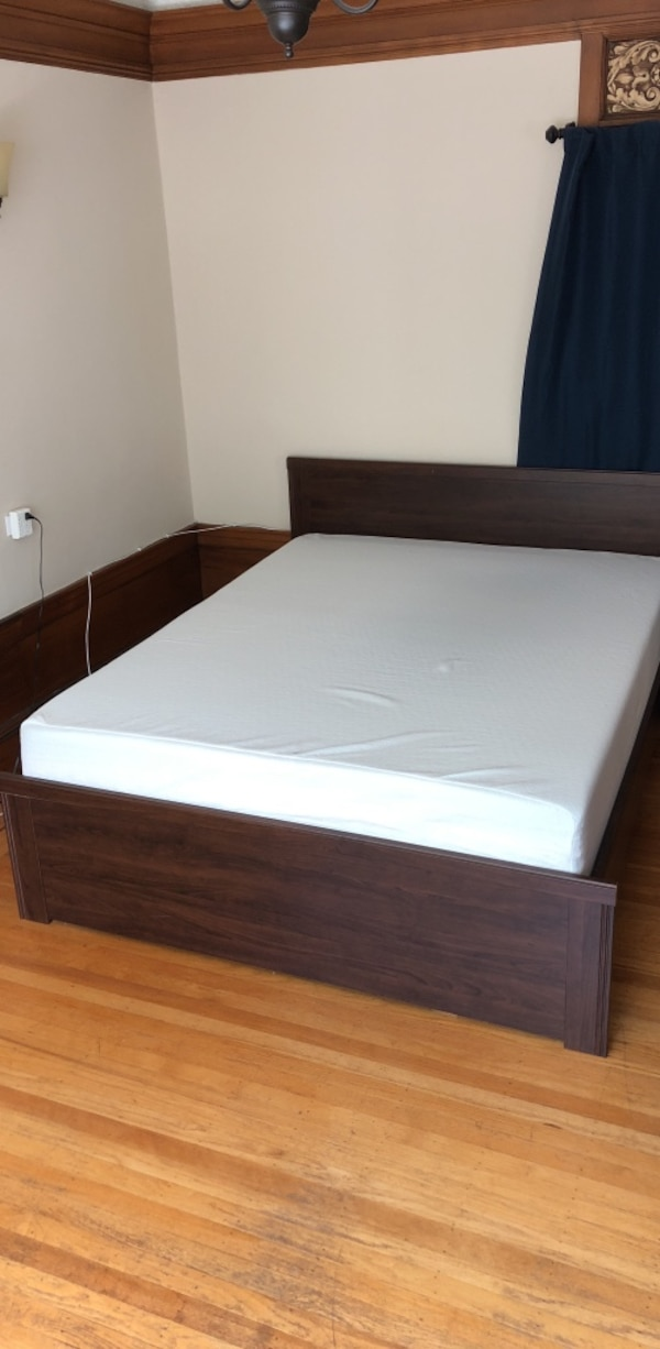 Used Queen Bed Frame For Sale In San Francisco Letgo