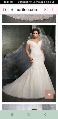 Wedding Gown-Morelle Chattanooga, 37406