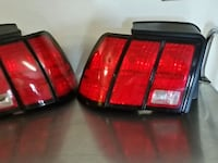 1999 Ford Mustang tail lights Lakeland, 33805