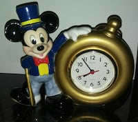 SEIKO MICKEY MOUSE CLOCK NEW in original box   Fort Lauderdale, 33305