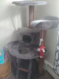 cat's play house