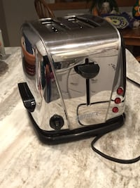 Ultrex Stainless Steel Toaster