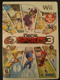 Deca Sports 3 for Nintendo Wii