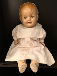 Large Antique Vintage Composition Doll Brampton, L6T 4A8