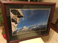 Motivation Framed Picture-Perseverance  Chesapeake, 23321