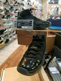 Air Jordan 11 Gamma Blues Size 7y Wheaton-Glenmont, 20902