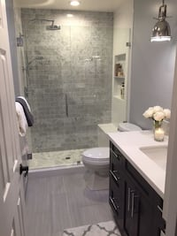 New drywall floors bathrooms remodeling kitchen remodeling tile hardwood laminate  Sterling