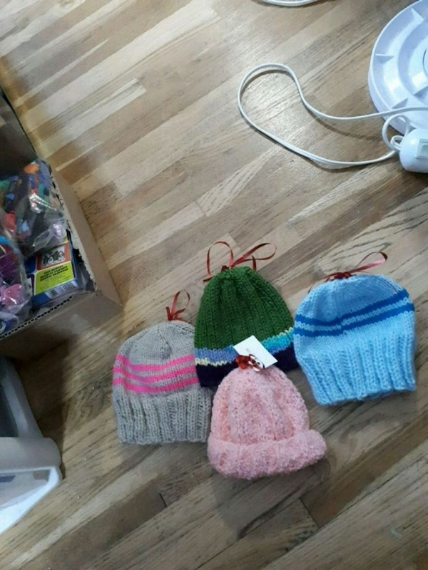 Baby toques