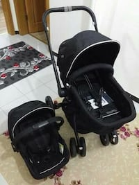 KRAFT TWİST ECO TRAVEL SYSTEM BEBEK ARABASI