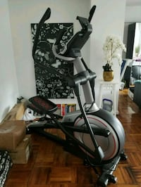 black and gray elliptical trainer Washington, 20037