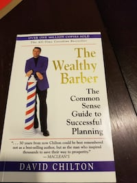 The Wealthy Barber by David Chilton book