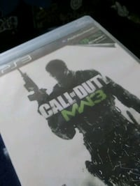Call of Duty MW3 PS3 game case Fountain, 80817