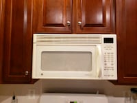 GE OVER-THE-TOP RANGE MICROWAVE  Damascus, 20872