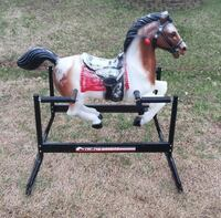 Hedstrom 1998ish  Bouncy Horse age appropriate 2-6yrs Manassas, 20112
