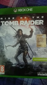 gioco Xbox One rise of the tomb raider.