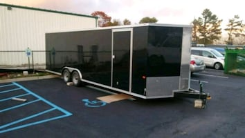 Vnose Enclosed Trailers many Sizes in stock