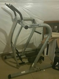 gray and black Gazelle Power Plus air walker New Market, 21774