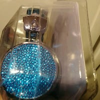 NEW sealed: Claire's cute girls blue sparkly headp