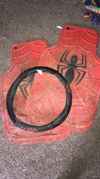Spider Man Car Accessories