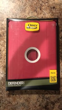 IPad Air Otterbox Defender Pink White Brand New Cold Spring, 41076