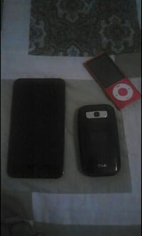 Ipod, zte phone, MTS flip phone Winnipeg, R3B 2V7