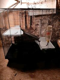 2 story rat cage