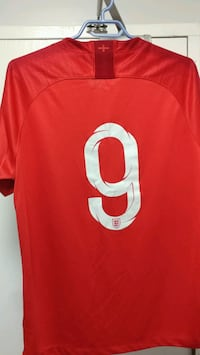 England National Soccer Team 2014/15 away jersey
