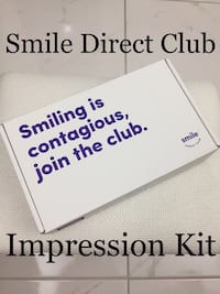 Smile Direct Club Impression Kit Port Saint Lucie, 34987