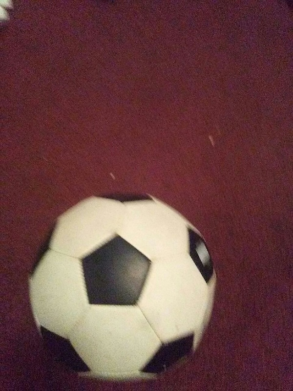 818053b02 Used white and black soccer ball for sale in San Francisco - letgo