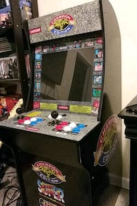 black and gray arcade machine Carson, 90745